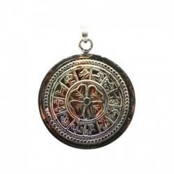 Amuleto Quadrifoglio e Zodiaco