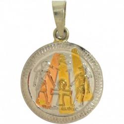 Amuleto Egizio Thoth Anubis