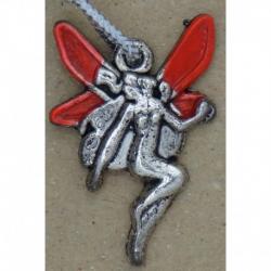 Amuleto Fata del Fuoco