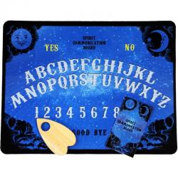Tavola Ouija in tessuto con...